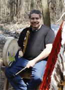 Ron Kanutski, Little Medicine Wheel Cloud, Bear Clan